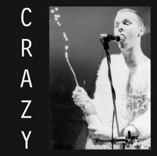 cover CRAZY CD