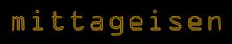 Logo mittageisen