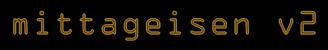 Logo Mittageisen V2