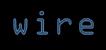 Logo Wire