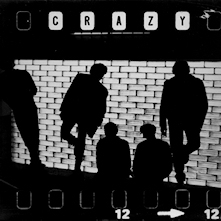cover CRAZY EP